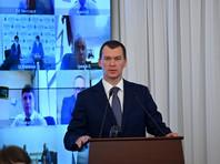 """В Кремле выбор Дегтярева на пост врио губернатора Хабаровского края объяснили его """"богатым законодательным опытом"""""""