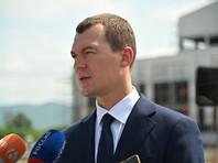 Дегтярев считает, что действует успокаивающе на протестующих в Хабаровске