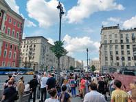 В суде отметили, что ГУ МВД столицы хотело взыскать с политиков более 4,2 млн рублей за внеплановую работу полицейских и использование техники в день акции