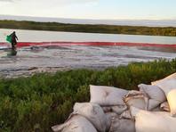 """В минувшее воскресенье дочерняя компания """"Норникеля"""" - """"Норильсктрансгаз"""" - сообщила о разгерметизации трубопровода во время перекачки топлива, в результате чего произошел разлив около 44,5 тонн авиакеросина"""