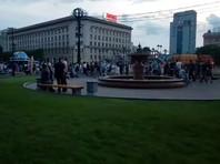 Хабаровск, 13 июля 2020 года