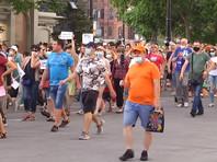 Нападение Наумов связал с освещением протестов в Хабаровске