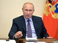 """Путин заявил об """"историческом шансе"""" решить жилищный вопрос в России"""