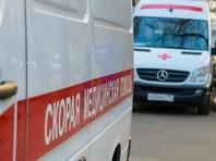 В Крыму при столкновении микроавтобуса с грузовиком погибли девять человек