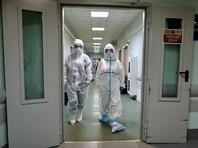 В России выявлено 6635 новых зараженных коронавирусом