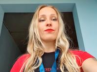 В Подмосковье на скорости 130 км/ч в трактор врезалась мотоблогерша Ксения Никитина, снимавшая колонну байкеров (ФОТО)