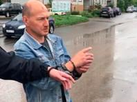 Ежова задержали 11 июня по следам убийства, которое было совершено в городке