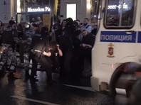 """Среди задержанных на акции против """"обнуления"""" Путина в Москве оказалось 12 детей"""