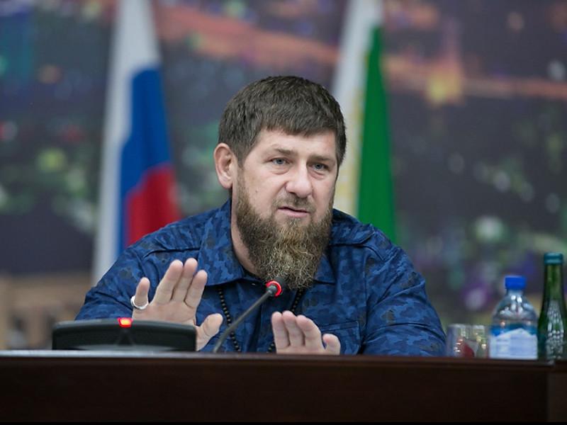 """В Кремле знают об угрозе Кадырова в адрес президента Украины Зеленского, но комментировать """"шутки"""" не стали"""