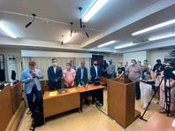 Бывший журналист решением Лефортовского суда арестован до 6 сентября