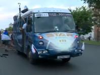 """В Хабаровске водителя """"фургаломобиля"""" арестовали на 8 суток"""