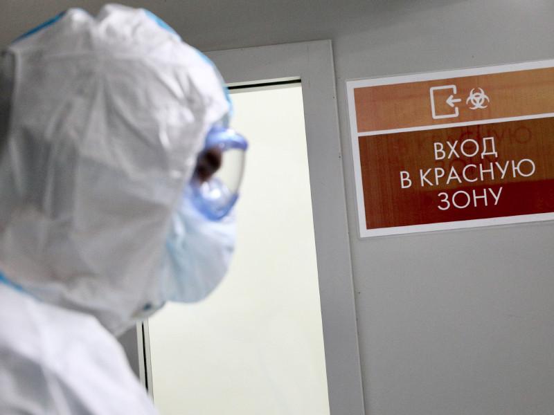 Более 14 тысяч российских медиков заразились коронавирусом во время исполнения трудовых обязанностей