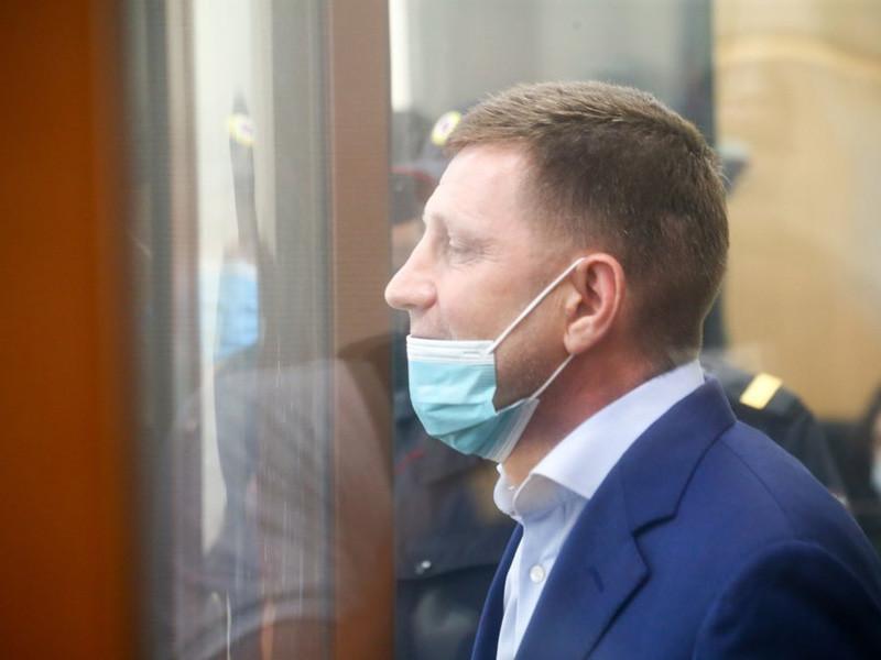 Следственный комитет России приступил к отводу адвокатов обвиняемого в убийствах и покушениях экс-губернатора Хабаровского края Сергея Фургала