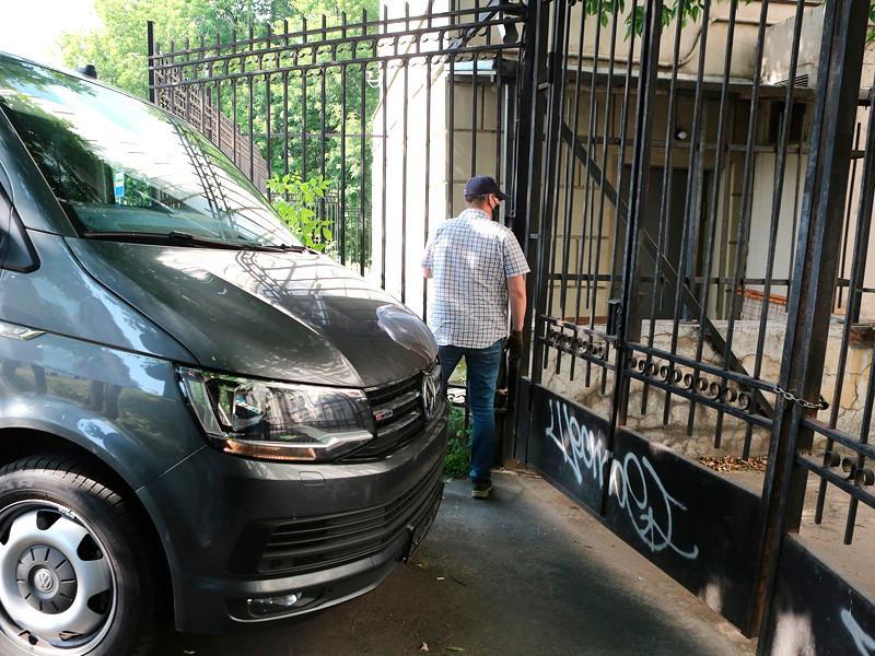 Иван Сафронов доставлен в Лефортовский суд