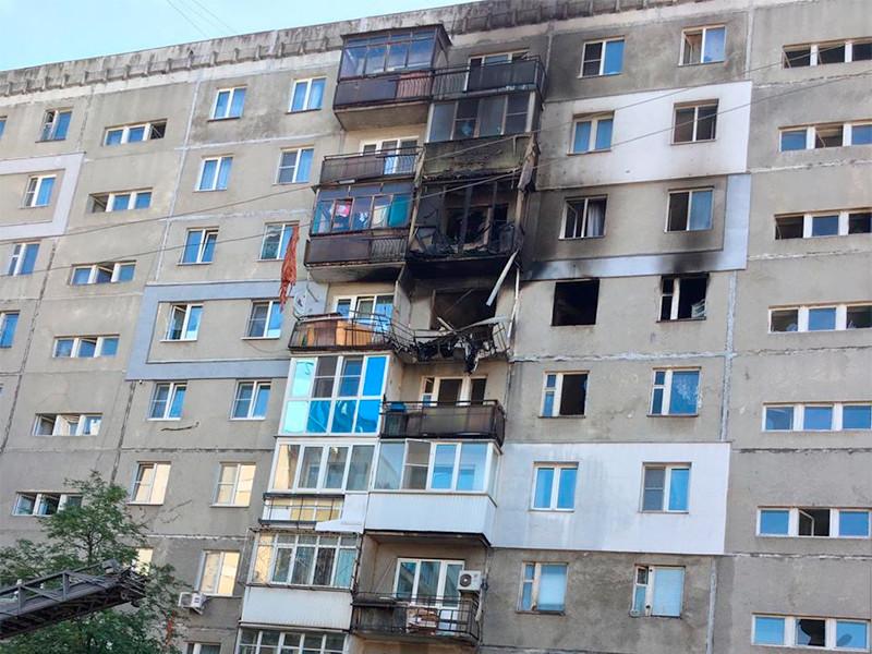 Утром 11 июля в одной из квартир, расположенной на шестом этажа 9-этажного панельного дома N17 на улице Краснодонцев в Автозаводском районе Нижнего Новгорода произошел взрыв бытового газа. Пострадали пять человек