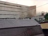 В Москве в женском СИЗО-6 начался пожар