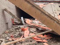 В результате инцидента под завалами, по последним данным, погибли четыре человека