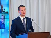 """Дегтярев, которого в Хабаровском крае встретили протестами, считает, что Москва, назначив его врио губернатора, """"услышала избирателей"""""""