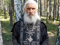 """Схимонах Сергий потребовал от Путина передать ему власть, пообещав """"в три дня навести порядок в России"""" (ВИДЕО)"""
