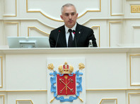 Депутата заксобрания Петербурга арестовали за взятки на 16,9 млн рублей