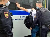 В Москве прошли задержания на Пушкинской площади и на Тверской вблизи мэрии