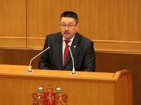 Уполномоченный по правам ребенка в Свердловской области Игорь Мороков
