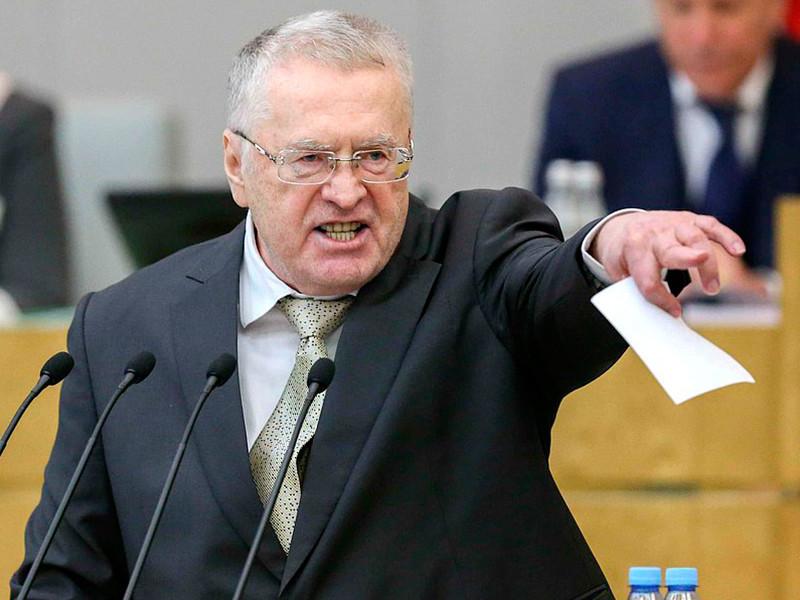 Жириновский, противореча себе, заявил, что Фургал собирался уйти по собственному желанию перед арестом