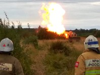 Вечером в четверг у села Малое Кунистино в Приволжском районе Ивановской области трактор, проводивший земляные работы, повредил газопровод