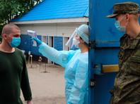 Минобороны: в российских ВС переболели коронавирусом более 10 тыс. человек