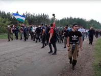Защитники шихана Куштау в Башкирии получили суммарно 350 суток ареста