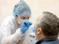 В России обновлен суточный минимум по числу случаев COVID-19 с конца апреля