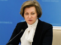 Глава Роспотребнадзора Попова заявила, что коронавирус гибнет от любого дезинфицирующего средства