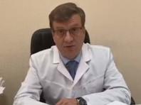 """Главврач омской больницы озвучил """"диагноз"""", поставленный Навальному"""