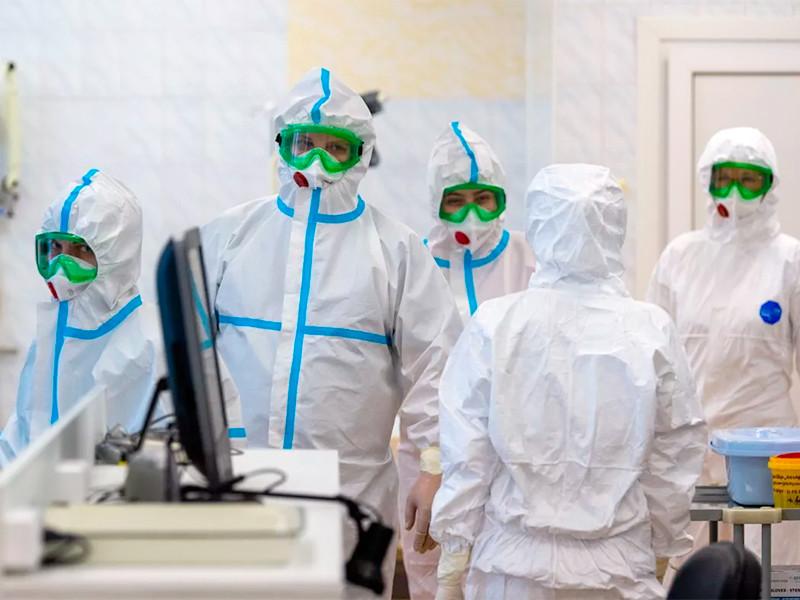 Четвертый день подряд в России суточный прирост новых заболевших коронавирусной инфекцией увеличивается