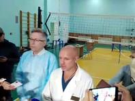 """Омские врачи: """"Мы не считаем, что Навального отравили"""""""