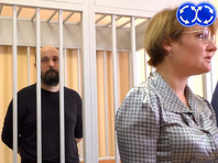 Ян Кателевский в Раменском городском суде, 18 августа 2020 года