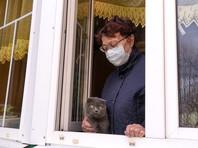 Режим самоизоляции для пожилых  в Подмосковье  отменят с 24 августа