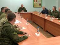 22 августа глава министерства обороны Белоруссии Виктор Хренин предупредил президента страны Александра Лукашенко об угрозе свержения силами Североатлантического альянса