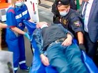 Михаила Ефремова госпитализировали из суда в бессознательном состоянии (ВИДЕО)