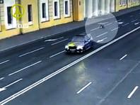 В Петербурге накажут водителей, проехавших мимо пострадавшего инспектора ГИБДД
