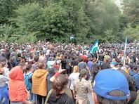 Экологический субботник, на который приехали тысячи жителей Башкирии, стал очередным этапом противостояния противников и сторонников разработки горы Куштау Башкирской содовой компанией (БСК)