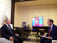 """О том, что вторая вакцина от коронавируса в России появится в сентябре, ранее заявил президент Владимир Путин, давший интервью телеканалу """"Россия 24"""""""