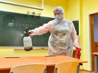 Подготовка столичной школы №2127 к новому учебному году