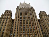 В МИДе РФ послу Белоруссии заявили о безосновательности задержания 33 россиян