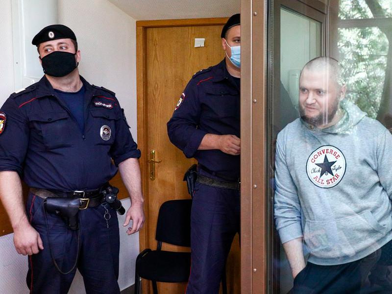 Владимир Воронцов в Дорогомиловском районном суде, 31 июля 2020 года