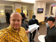 Сотрудника ФБК Георгия Албурова оштрафовали на 30 тысяч рублей из-за запуска дрона на съемках