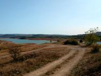 Симферопольское водохранилище, 22 сентября 2020 года