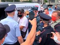 Задержание Николая Улитина