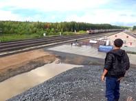 """Железнодорожную станцию """"Шиес"""" откроют для пассажиров 21 сентября"""