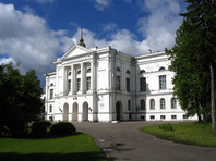 Томский государственный университет (ТГУ), главный корпус